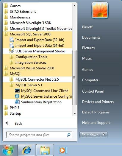 mssql si mysql query tools